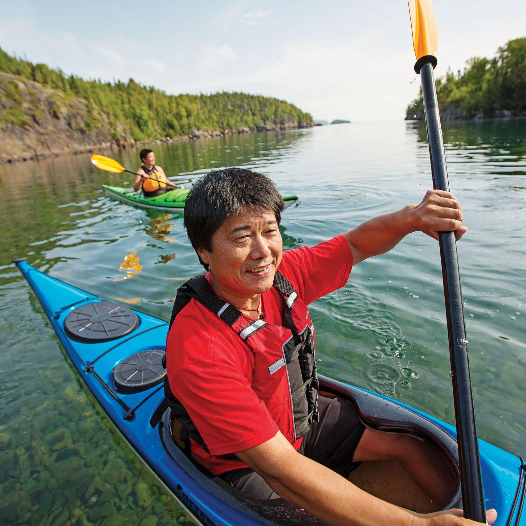 SailSuperior-Kayak